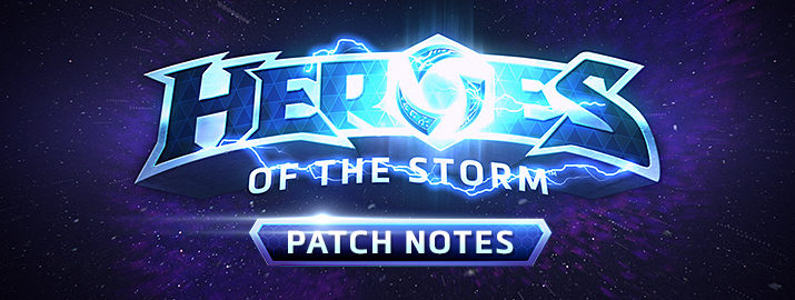 Heroes of the Storm - Patchnotes