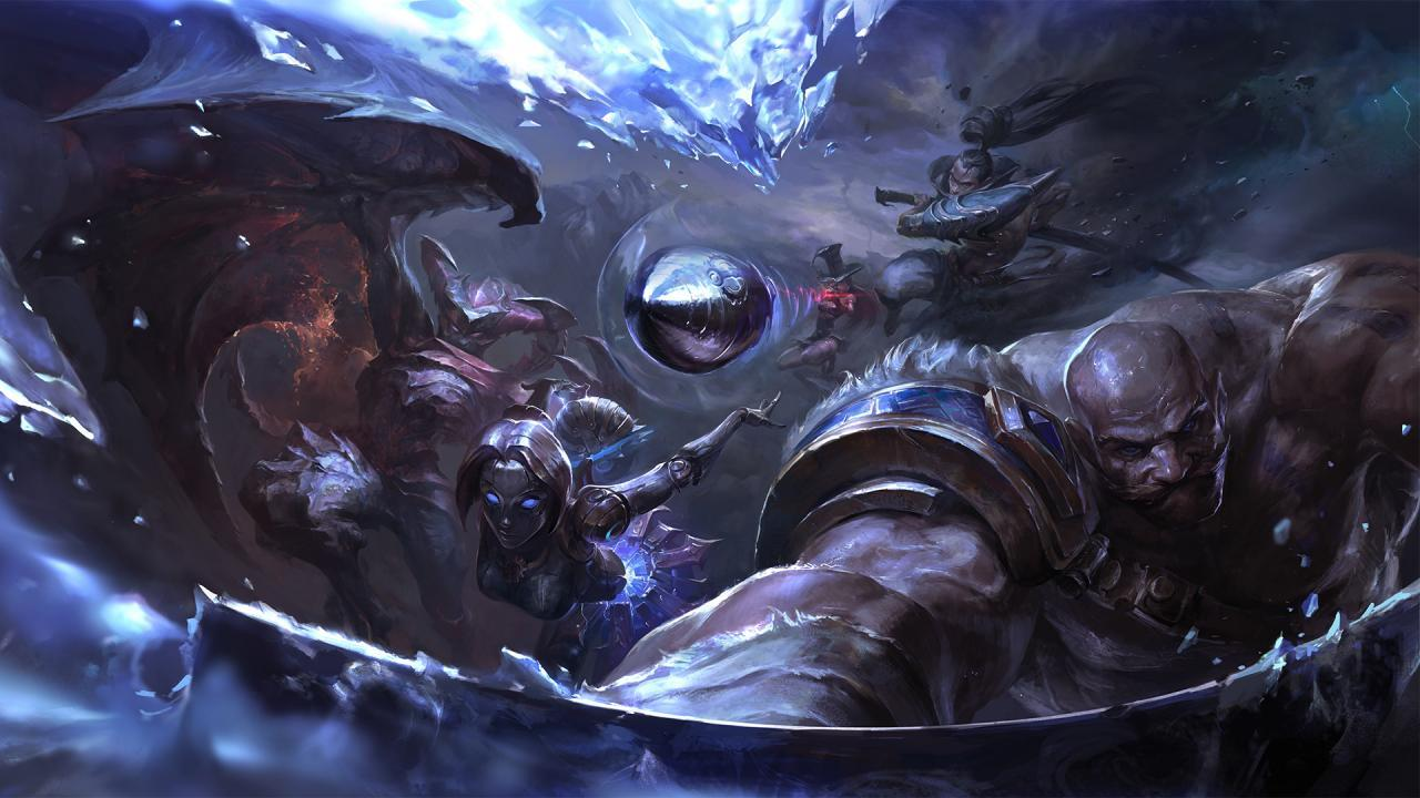 League of Legends 6.15 Patchnotes – Überblick